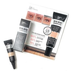5/$25 myob IT Cosmetics Bye Bye Concealer, Light